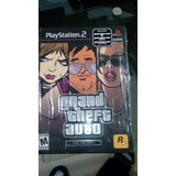 Grand Theft Auto Play 2 Triologia Nueva Sellada