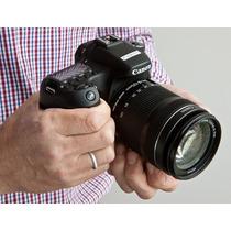 Câmera Canon 70d Wifi +18-135 Stm Nova Original E Garantia