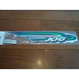 Adesivos Jogo De Faixas Yamaha Jog 50 Cc 98 / 99 Verde