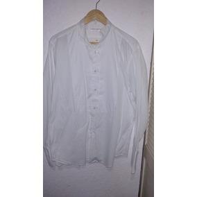 Camisa Casual Manga Larga Emporio Armani Talla 15
