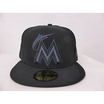 Gorras Originales New Era Beisbol Marlins Miami 59fifty