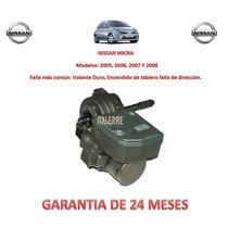 Columna Dirección Electro Asistida P/caja Nissan Micra 05-08