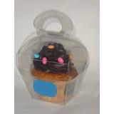 Cup Cake - Cajas En Polipropileno