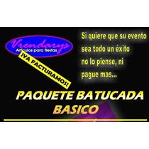 Articulos Para Fiesta, Batucada, Souvenir, Xv Años, Boda.