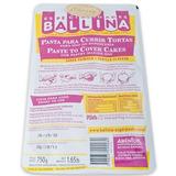 Pasta Ballina 3/4 K. Cubrir Tortas - Cup Cake - Decoraciones