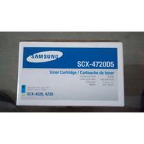 Cartucho De Toner Samsung Original Scx4720