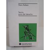 Kelsen, Hans - Teoria Pura Del Derecho Nuevo