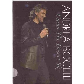 Dvd Original Andrea Bocelli Under The Desert Sky