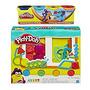 Juguete Play-doh Pizarra Juego Set Plastilina Paquete De 4