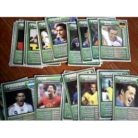 33 Cards Copa Do Mundo África Do Sul Ac Trocas Por Cards