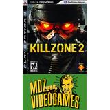 Killzone 2 - Ps3 - Físico - Mdz Videogames