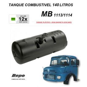 Tanque Combustivel Caminhão Mb 1113 140 Litros 3864706903