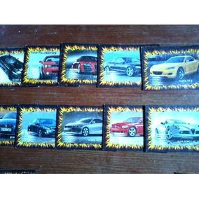 20 Cards De Carros Auto Giro Troco Por Cards Ou Tazos