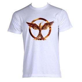 Camiseta Jogos Vorazes - Hunger Games - E - Do P Ao Gg