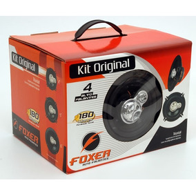 Kit De Alto Falante Corsa Classic Wagon Triaxial 180w Rms
