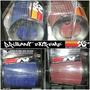 Filtro De Aire Biconico K&n Kyn Kn 3 - 3.5 - 4 Rojo Y Azul