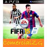 Fifa 15 Ps3 Digital