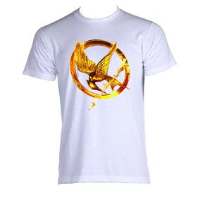 Camiseta Jogos Vorazes - Hunger Games - D - Do P Ao Gg