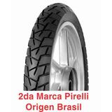 Juego Cubiertas Courier By Pirelli Honda Biz Moto Vivac
