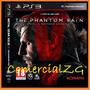Metal Gear Solid V The Phantom Pain Ps3 Digital