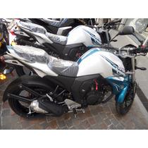 Yamaha Fz S Fi 2016 $ 25500 Y 12 Cuotas De $ 2443.75