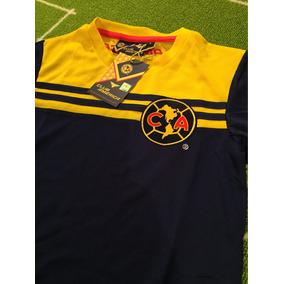 Playera Del América Para Niño.
