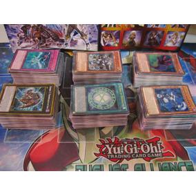 Super Lote De 112 Cartas De Yu-gi-oh! Originais