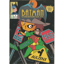 Batman O Desenho Da Tv 03 - Abril - Bonellihq Cx428