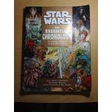 Libro Star Wars, La Cronologia Esencial, Historia Completa