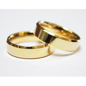 Par De Alianca 5 Mm Casamento Noivado Compromisso