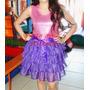Disfraz Violetta Animadoras Vestido Adulto Disney Mi Mundo