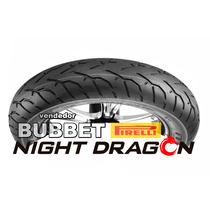 Pneu Diant 130/80-17 Pirelli Mais Largo P/ Shadow 750 Aro 17