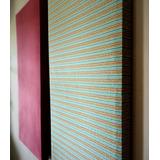 Painel De Isolamento Acústico - 1666kg/m³ - 100x50x5cm