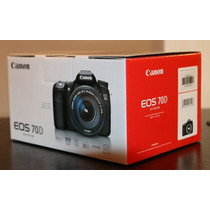 Câmera Canon 70d Wi-fi +18-55 Stm +sandisk32gb C/ Garantia