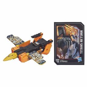 Novo Brinquedo Transformers Autobot Stripes Hasbro B5610