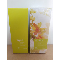 Águas Laranjeira Em Flor Natura 75ml + Sabonete Liquido