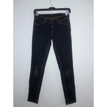 Jeans Azul Elasticado Marca Kocca Talla 26 O 36