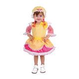 Disfraz Lalaloopsy Bebe Talla 12 A 18 Meses