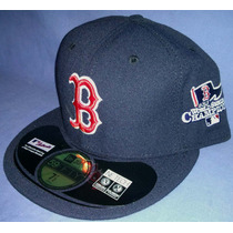 Gorra Conmemorativa Boston Red Sox Campeon 2013 New Era 59