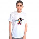 Camiseta Mickey Surfista