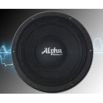 Woofer Alpha Khromus Alpha 12