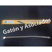 Flexible Para Gas Natural 1/2 Extensible 40-95 Cm Aprobado