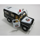 Camioneta Land Rover Larga Antigua Escala 13cm Coleccion