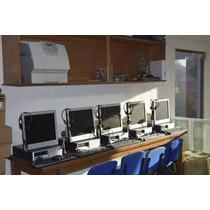 5 Equipo Para Cyber Cafe A Credito De 12 Meses Sin Intereses