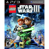 Lego Star Wars Iii: The Clone Ps3 - Juego Fisico - Prophone