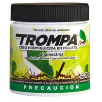 Trompa Insecticida Control De Hormiga Arriera Jardin 100gr