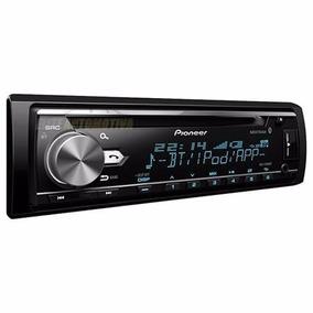 Cd Pioneer Deh X7880bt Mp3 Bluetooth Usb Rca Mixtrax Radio