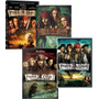 Dvds Piratas Do Caribe 1 A 4 - 4 Dvds - Col Completa Lacrado