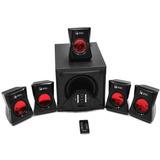 Sistema De Sonido 5.1 Genius 3500 Gx Gaming · 80 Watts Rms