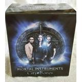 Kit Gift Set The Mortal Instruments - Livro Colar Ímã Tatoo